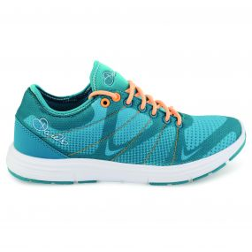 Dare 2B Women's Fuze Trainers Blue/Orange