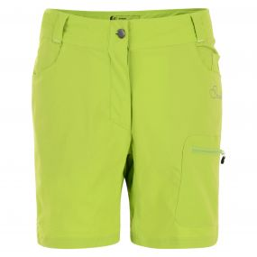 Melodic Short Lime Green