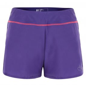 Succession Short Royal Purple