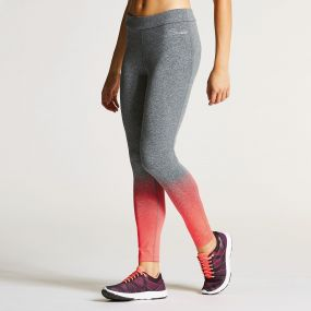 Dare 2B Women's Fragment Fitness Leggings Neon Pink