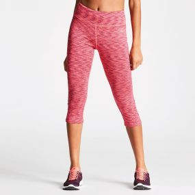 Eclectic 3/4 Tight Lunar Purple