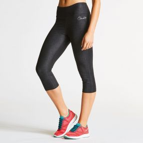 Eclectic 3/4 Tight Black