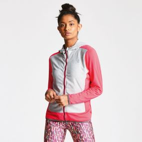 Immerge Core Stretch Neon Pink/Ash