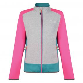 Immerge Core Stretch Cyber Pink/Shore