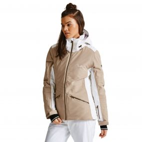 Women's Revival Ski Jacket Cappuccino