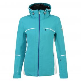 Women's Recast Ski Jacket Sea Breeze