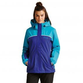 Women's Ingress Ski Jacket Clemts/SeaBr
