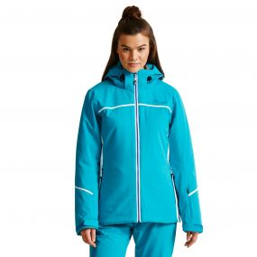 Women's Effectuate Ski Jacket Sea Breeze