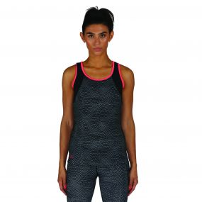 Dare 2B Disruptive Vest Eb And Flow Print