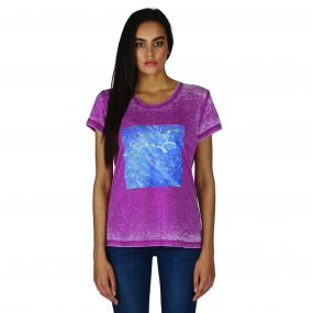 Dare 2B Poised T-Shirt Camellia Purple