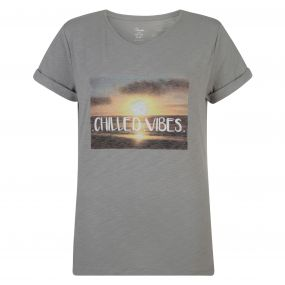 Dare 2B Chilled T-Shirt Ash Grey Marl