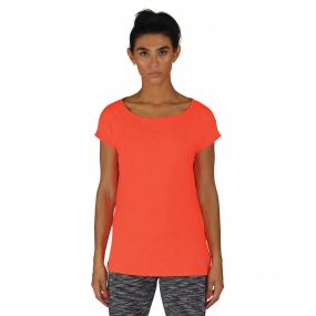 Dare 2B Women's Innate T-Shirt Fiery Coral
