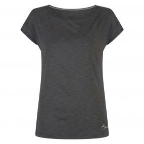 Dare 2B Women's Innate T-Shirt CharcoalGrey