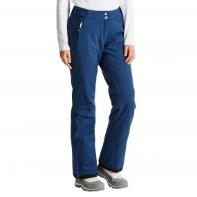 Dare 2B Women's Figure In Ski Pants Admiral Blue