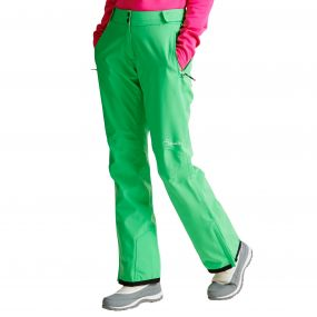 Dare 2B Women's Stand For Ski Pants Acid Green