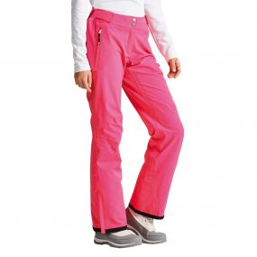 Dare 2B Women's Stand For Ski Pants Cyber Pink