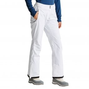 Dare 2B Women's Stand For Ski Pants White