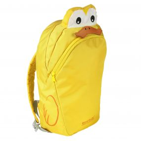 Kids Zepher Animal Daypack Rucksack Duck Sunbeam