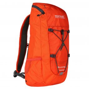 Blackfel Nano Junior Rucksack Amber Glow Ebony