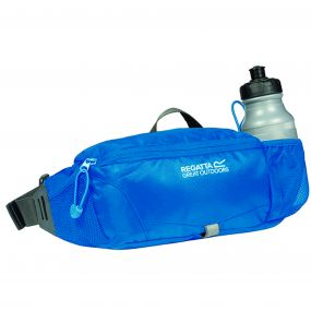 Quito Hardwearing Bottle Holder Hip Pack Surfspray Blue