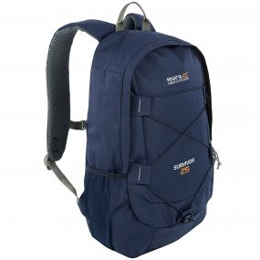 Survivor III 25 Litre Backpack Rucksack Navy