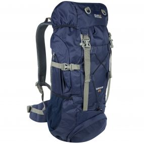 Survivor III 65 Litre Backpack Rucksack Navy