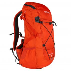 Blackfell II 25 Litre Hydration Backpack Rucksack Amber Glow Ebony