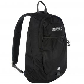 Bedabase II 15 Litre Backpack Rucksack Black