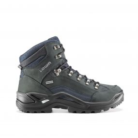 Lowa Renegade GTX Mid Dark Grey Navy