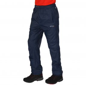Active Packaway II Overtrousers Midnight