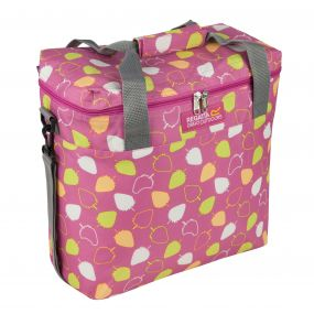Freska 15 Litre Cool Bag with Shoulder Strap Strawberry Print