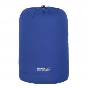 Bienna Double Sleeping Bag Laser Blue