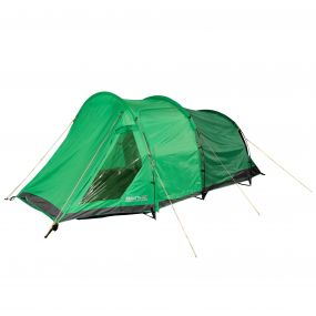 Vester 4-Man Tent Extreme Green-Green  sc 1 st  Regatta & Tents | Family Tents Pop up u0026 Festival Tents | Regatta - Great ...
