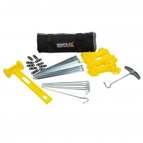 Camping Accessory Kit Black