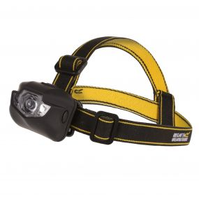 Cree 5 LED Strong Durable Headtorch Black