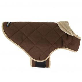 Insulated Chillguard Dog S Coat Brown