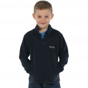 King Lightweight Fleece Navy