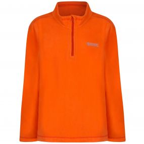 Hot Shot II Fleece Magma Orange