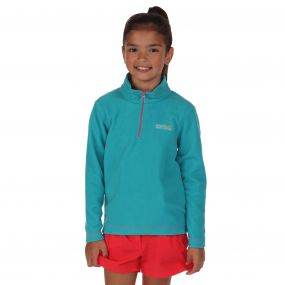 Hot Shot II Fleece Aqua