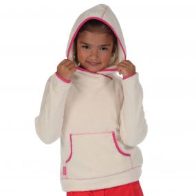 Girls Jafar Fleece Hoody Polar Bear