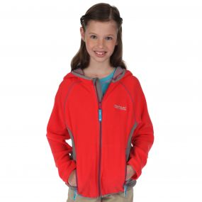Whinfell Fleece II Coral Blush