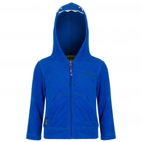 Kiddo II Hooded Fleece Oxford Blue