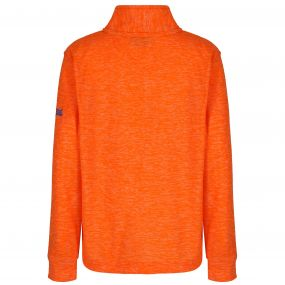 Chopwell Fleece Magma Orange