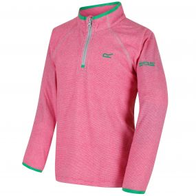 Loco Half Zip Fleece Cabaret