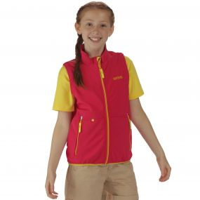 Kaluga Gilet Duchess Yellow