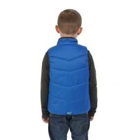 Icebound Gilet Oxford Blue