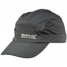 Shadie Cap Seal Grey