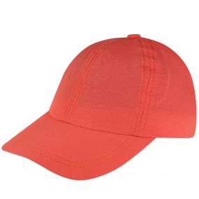 Chevi Lightweight Cap Neon Peach