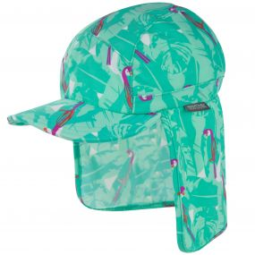 Kids Protector Cap II Ice Green