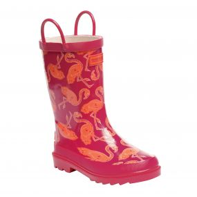 Kids Minnow Wellington Boots Duchess Satsuma